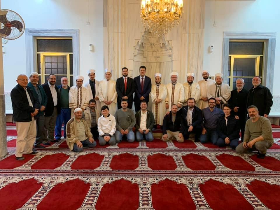 Camiler ve Din Görevlileri Haftası Programı